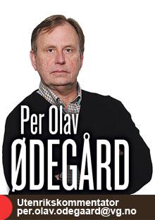Per Olav Ødegård kommenterer